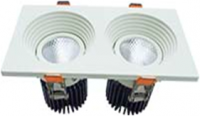 Downlight COB model V 2 Head 24W,